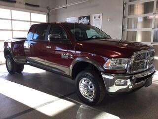 2018 Ram 3500 Laramie Dually Truck Mega Cab