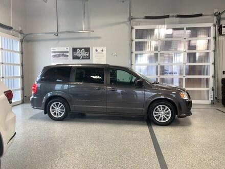 2016 Dodge Grand Caravan SXT Minivan