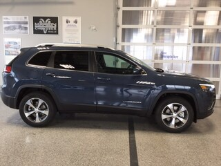 2020 Jeep Cherokee Limited, Leather 4x4 SUV