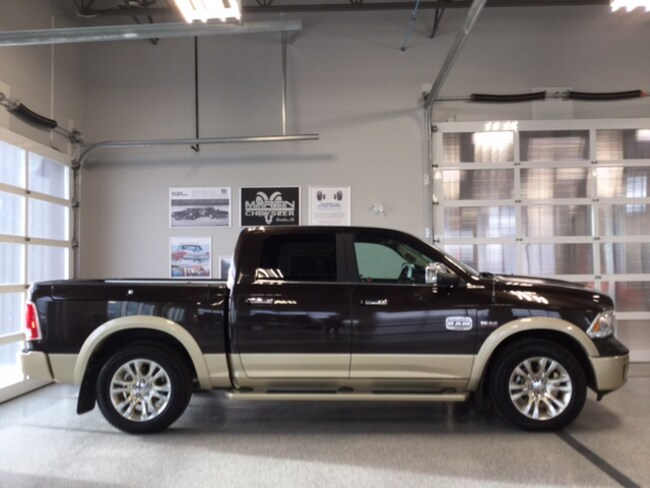 2017 Ram 1500 Longhorn 4x4 Truck Crew Cab