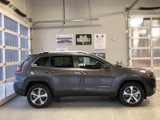 2019 Jeep Cherokee Limited SUV