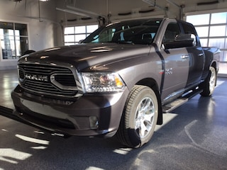 2018 Ram 1500 Laramie Limited Truck Crew Cab