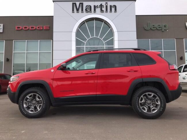 2019 Jeep New Cherokee Trailhawk Elite SUV