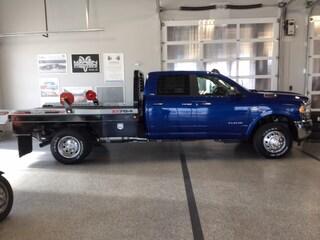 2019 Ram 3500 Bale Truck DewEze Bale Deck Truck Crew Cab