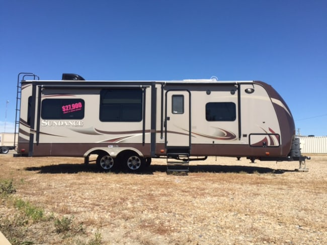 2014 Sundance 288RLS Travel Trailer Travel Trailer