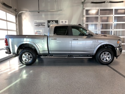2020 Ram 2500 Laramie Crew Cab  4x4 Crew Cab 6.3 ft. box 149 in. WB