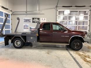 2004 Dodge Ram 3500 Bale Deck Truck Truck Quad Cab