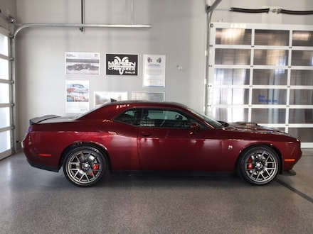 2018 Dodge Challenger Scat Pack 392 Shaker Coupe