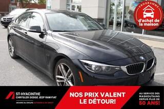 2018 BMW 440i Gran Coupe xDrive À hayon