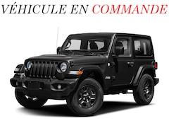 2021 Jeep Wrangler Sport ALPINE DEMARREUR  4x4