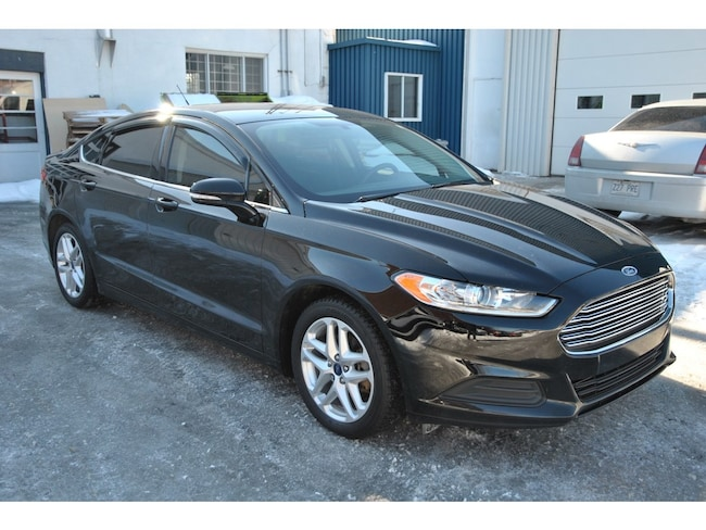 2016 Ford Fusion SE A/C Mags Berline