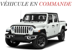2021 Jeep Gladiator High Altitude 2 TOITS COUVRE-CAISSE HITCH 4x4 Crew Cab 5 ft. box