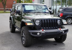 2021 Jeep Wrangler Unlimited Rubicon CUIR 2 TOITS GPS 4x4