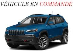 2021 Jeep Cherokee Trailhawk EN COMMANDE GPS TOIT 4x4