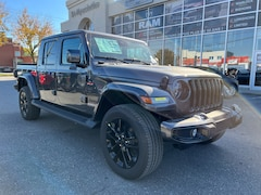 2021 Jeep Gladiator High Altitude CUIR COUVRE-CAISSE 2 TOITS 4x4 Crew Cab 5 ft. box