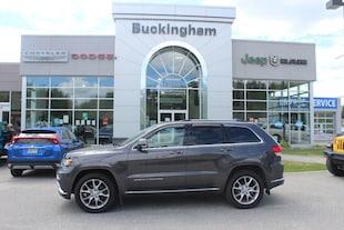 2015 Jeep Grand Cherokee Summit VUS