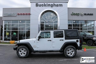 2015 Jeep Wrangler Unlimited Sahara VUS