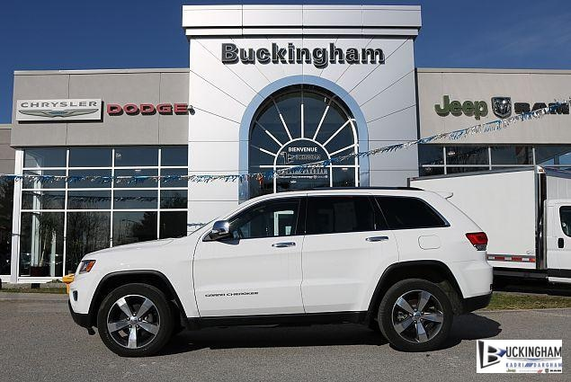2016 Jeep Grand Cherokee Limited VUS