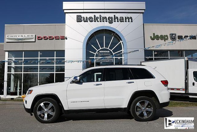 2016 Jeep Grand Cherokee Limited VUS à Gatineau