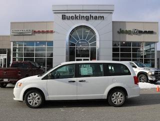 2019 Dodge Grand Caravan Canada Value Package Van