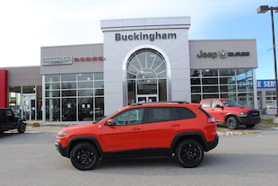 2021 Jeep Cherokee Trailhawk VUS