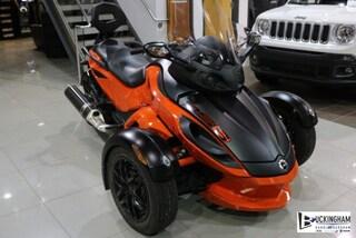 2012 Can-am Spyder Roadster RSS Passager