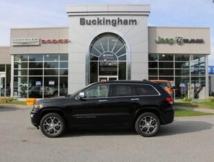 2020 Jeep Grand Cherokee Overland VUS