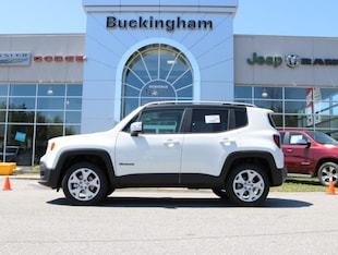 2018 Jeep Renegade Limited VUS