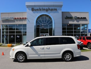 2013 Dodge Grand Caravan R/T Mini-Fourgonnette