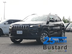 2019 Jeep New Cherokee North 4x4 | 4WD | PARK ASSIST | REMOTE START SUV