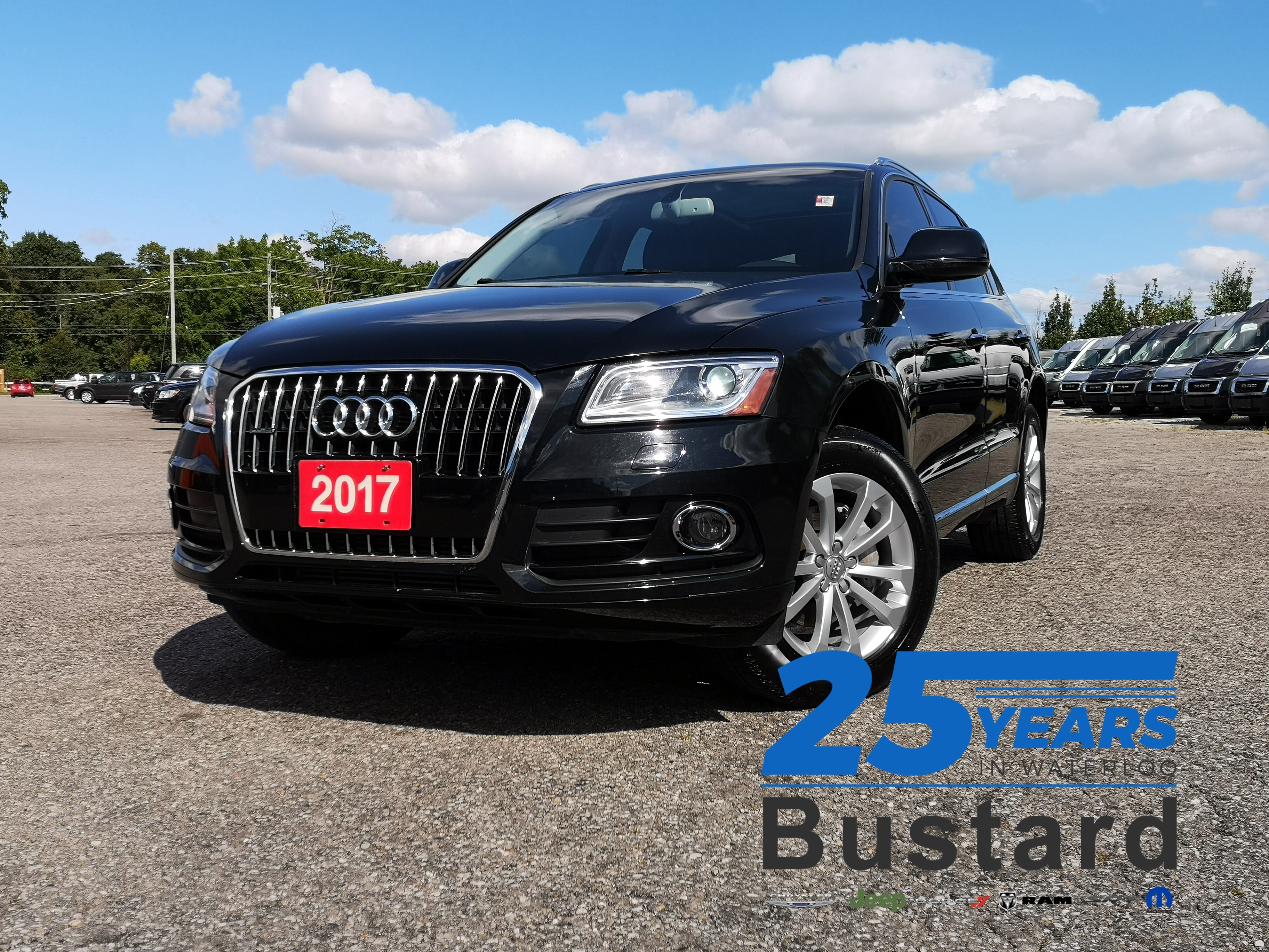 2017 Audi Q5 2.0T Progressiv | PANO ROOF | AWD | LEATHER |  SUV