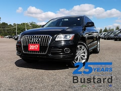 2017 Audi Q5 2.0T Progressiv | PANO ROOF | AWD | LEATHER |  VUS