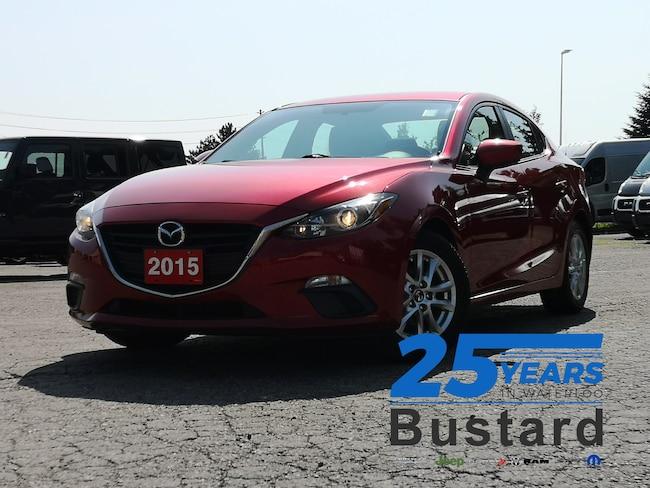 2015 Mazda Mazda3 GS | TOUCH SCREEN | BLUETOOTH | BACK UP CAMERA |  Sedan