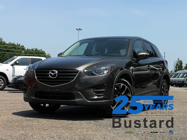 2016 Mazda CX-5 GT | LEATHER | NAVIGATION | SUNROOF |  SUV