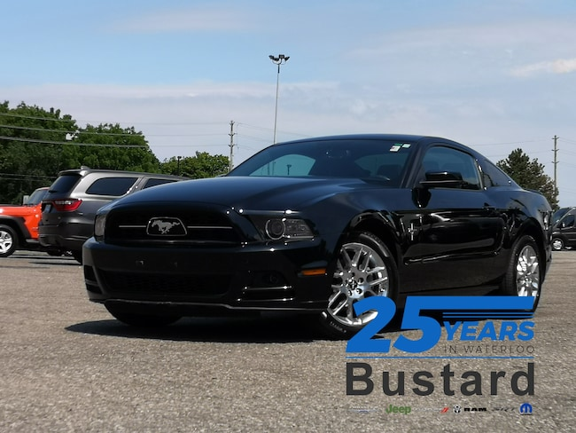 2013 Ford Mustang V6 PREMIUM   LEATHER   AUTO   HEATED SEATS    Coupe