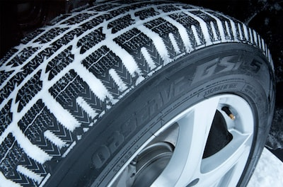 SAVE $20 off tire storage until November 30th!