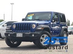 2018 Jeep Wrangler SPORT | 4WD | ALPINE | BACK UP CAM SUV