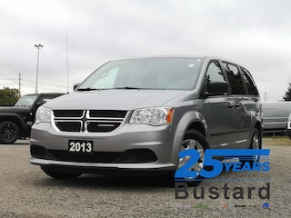 2013 Dodge Grand Caravan SE | AC | V6 Van