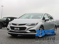 2018 Chevrolet Cruze LT Manual | HEATED SEATS |  BLUETOOTH | MANUAL Berline