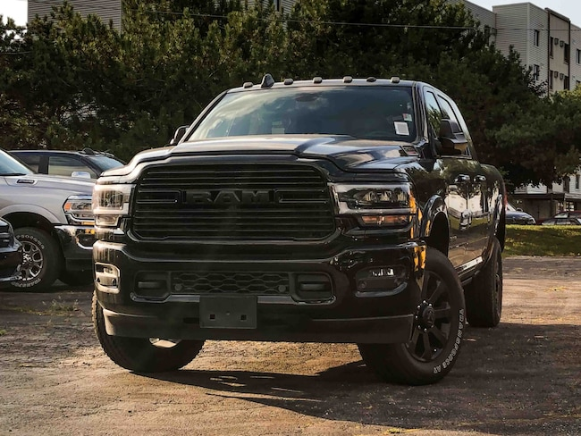 2019 Ram New 2500 Laramie Black Edition | 4WD | NAV | LEATHER Truck Mega Cab