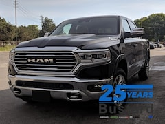 2019 Ram 1500 LONGHORN   LEATHER   NAV   HARMAN KARDAN Truck Crew Cab