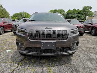 2019 Jeep New Cherokee Altitude   4WD   NAV   UCONNECT   SUV