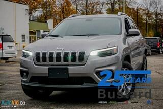 2019 Jeep New Cherokee LATITUDE   4X4   REMOTE START   PARK ASSIST SUV