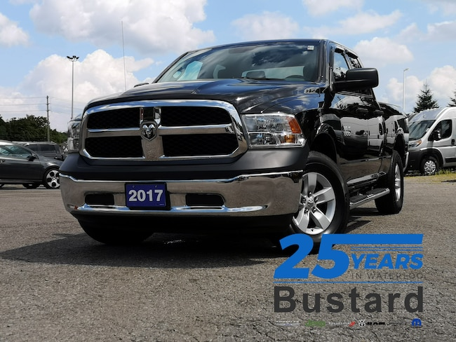 2017 Ram 1500 ST | 4X4 | V6| TRAILER HITCH | Truck Quad Cab