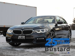 2018 BMW 530i 530i X-DRIVE | M PACKAGE | NAVI | SUNROOF Sedan