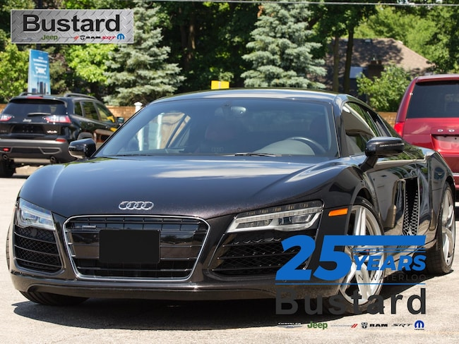 2014 Audi R8 COUPE | QUATTRO | AWD | V8 Coupe