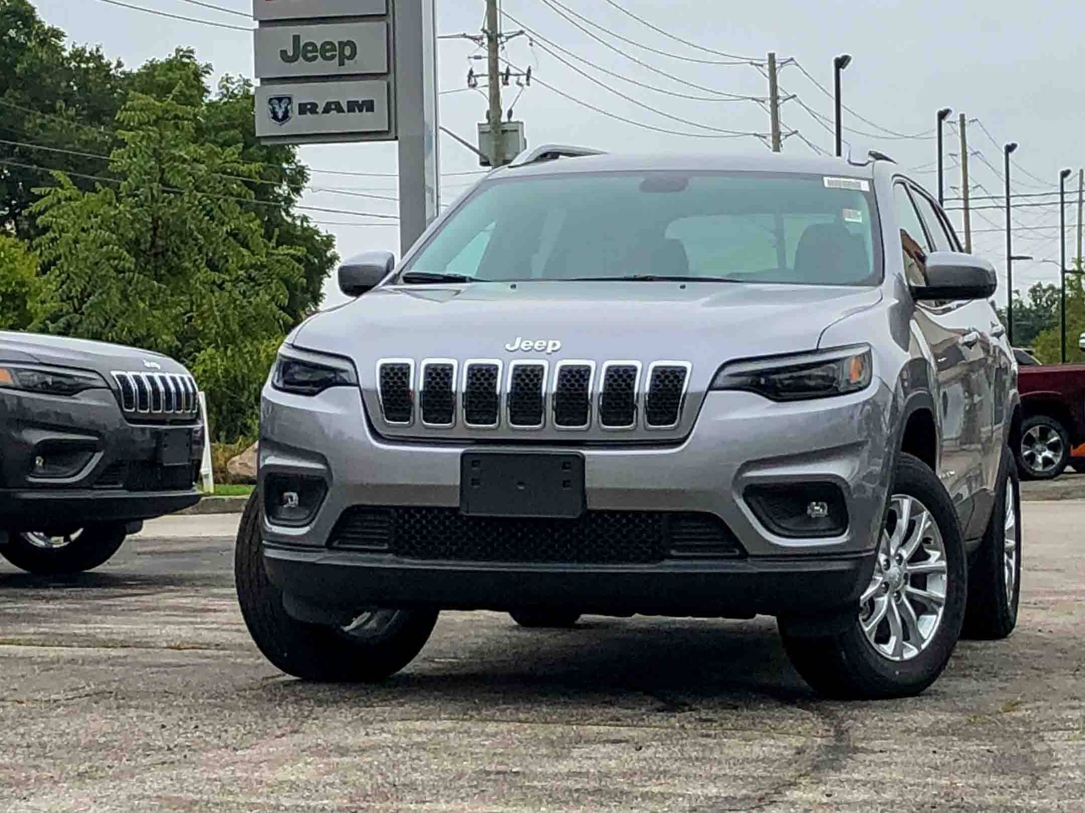 2019 Jeep New Cherokee North | 4WD | ANDROID/APPLE AUTO | SUV