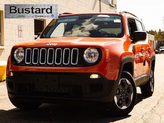 2018 Jeep Renegade Sport   4X4   Bluetooth   Remote Start SUV