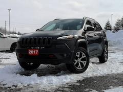 2017 Jeep Cherokee TRAILHAWK | HEATED SEATS | REMOTE START | BACKUP C SUV