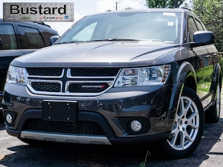 2018 Dodge Journey SXT   Camera   Parksense   Video Screen SUV
